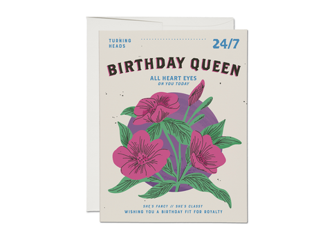 Birthday Queen Greeting