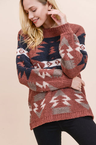 Cabin Sweater