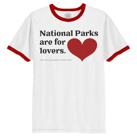 Parks Project National Park Lovers Ringer Tee