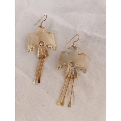 Wa Thunderbird Earrings