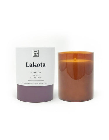 Lakota Candle