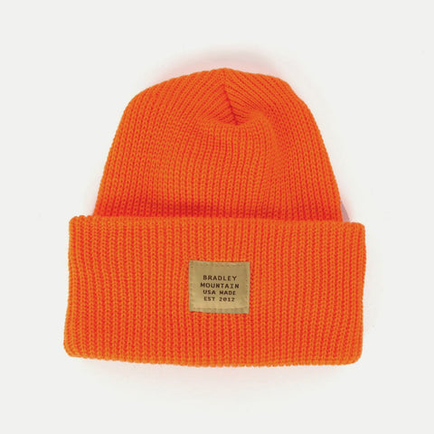Bradley Mountain Service Cap - Hunter Orange