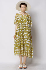 Caara Daisy Picking Dress