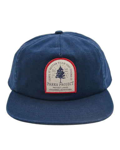 Parks Project Leave It Better Tree Patch Hat