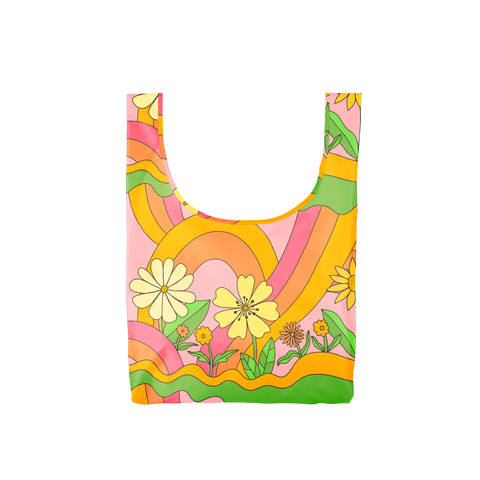 In The Groove Reusable Tote
