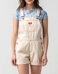 Dickies Roll Hem Shortalls
