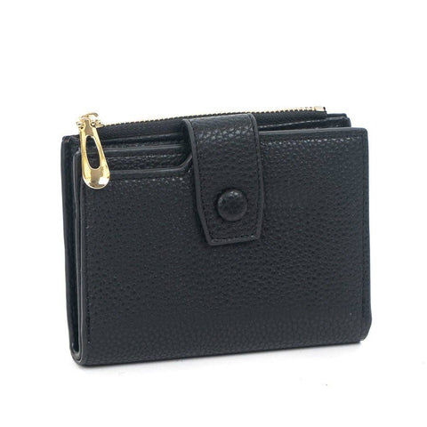Front Snap Small Wallet