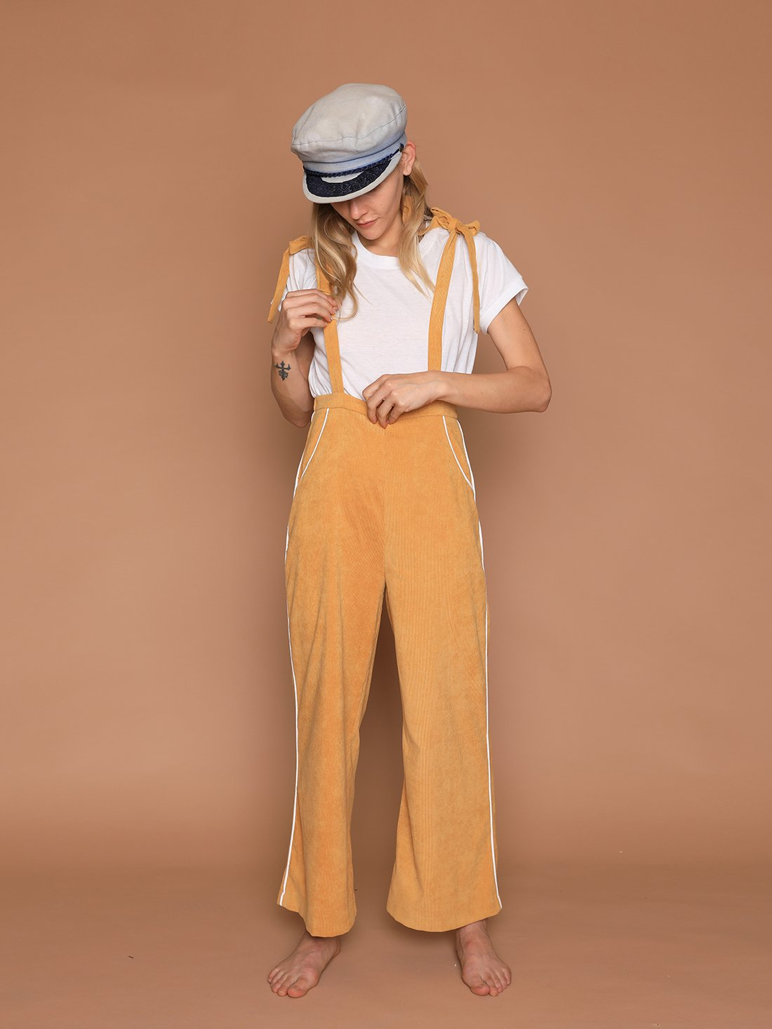 Camp Collection Tiny Dancer Jumpsuit