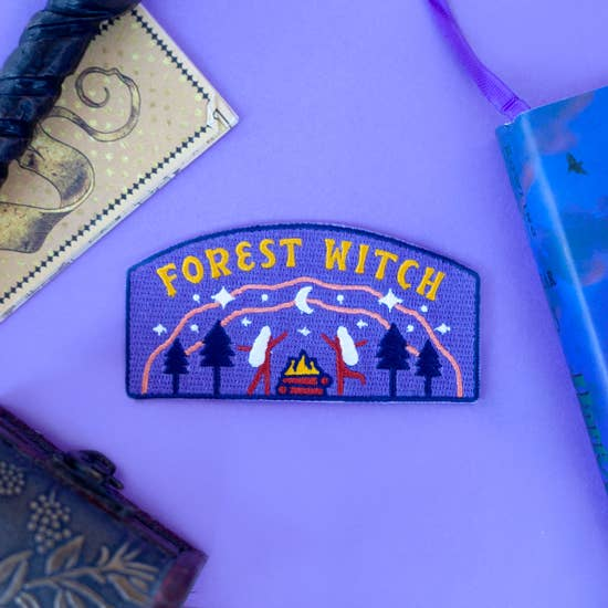 Forest Witch Patch