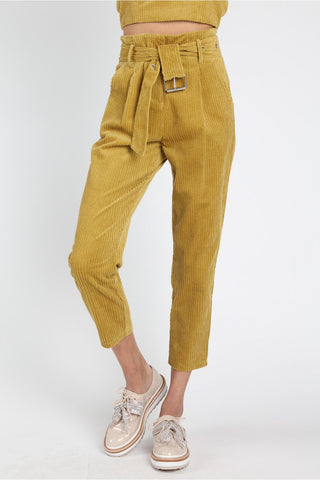 Honey Punch Corduroy Pants