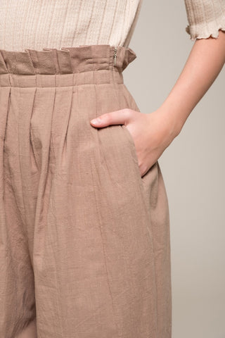 Moon River Paper Bag Pants