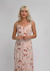 Lost + Wander Rosa Maxi Dress