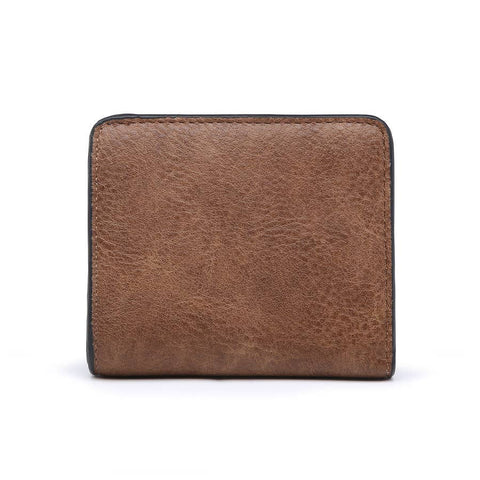 Snap Closure Small Wallet