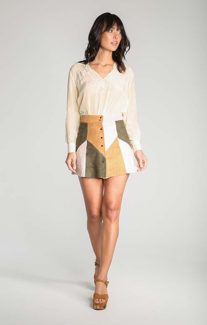 Raga LA Oakwood Blouse