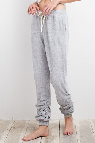 Plush Sweatpants