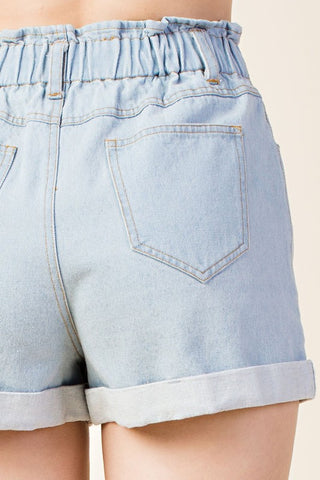 Wild Honey Denim Shorts