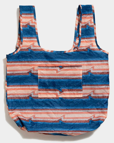 United By Blue Packable Tote Pink
