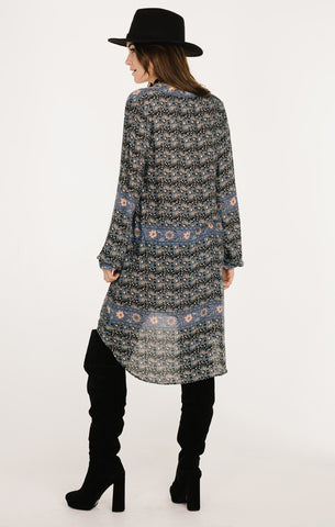 Raga Batik Shirt Dress