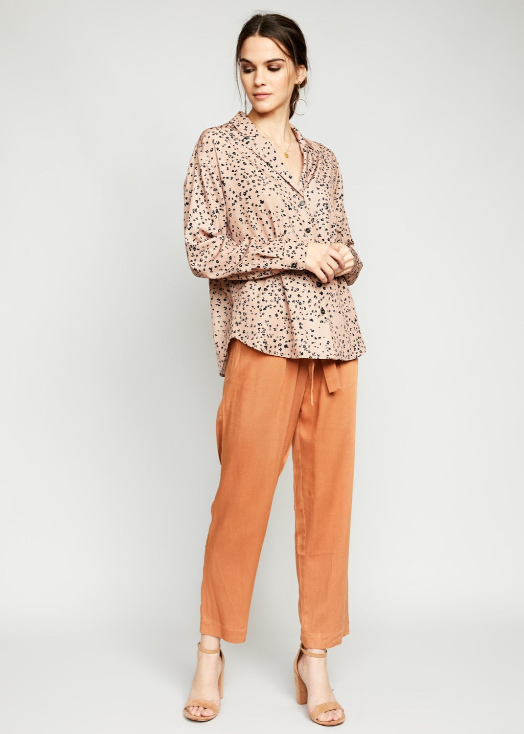 The Good Jane Muse Blouse