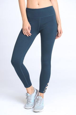 Athletic Criss Cross Leggings