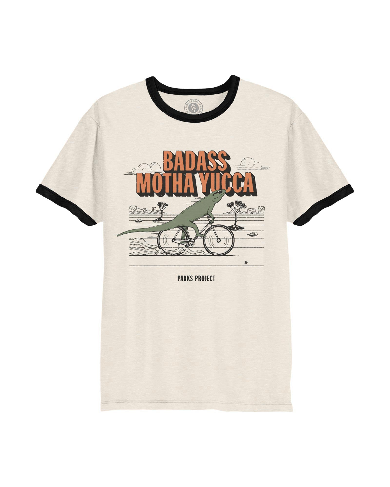 Parks Project Badass Motha Yucca Ringer Tee