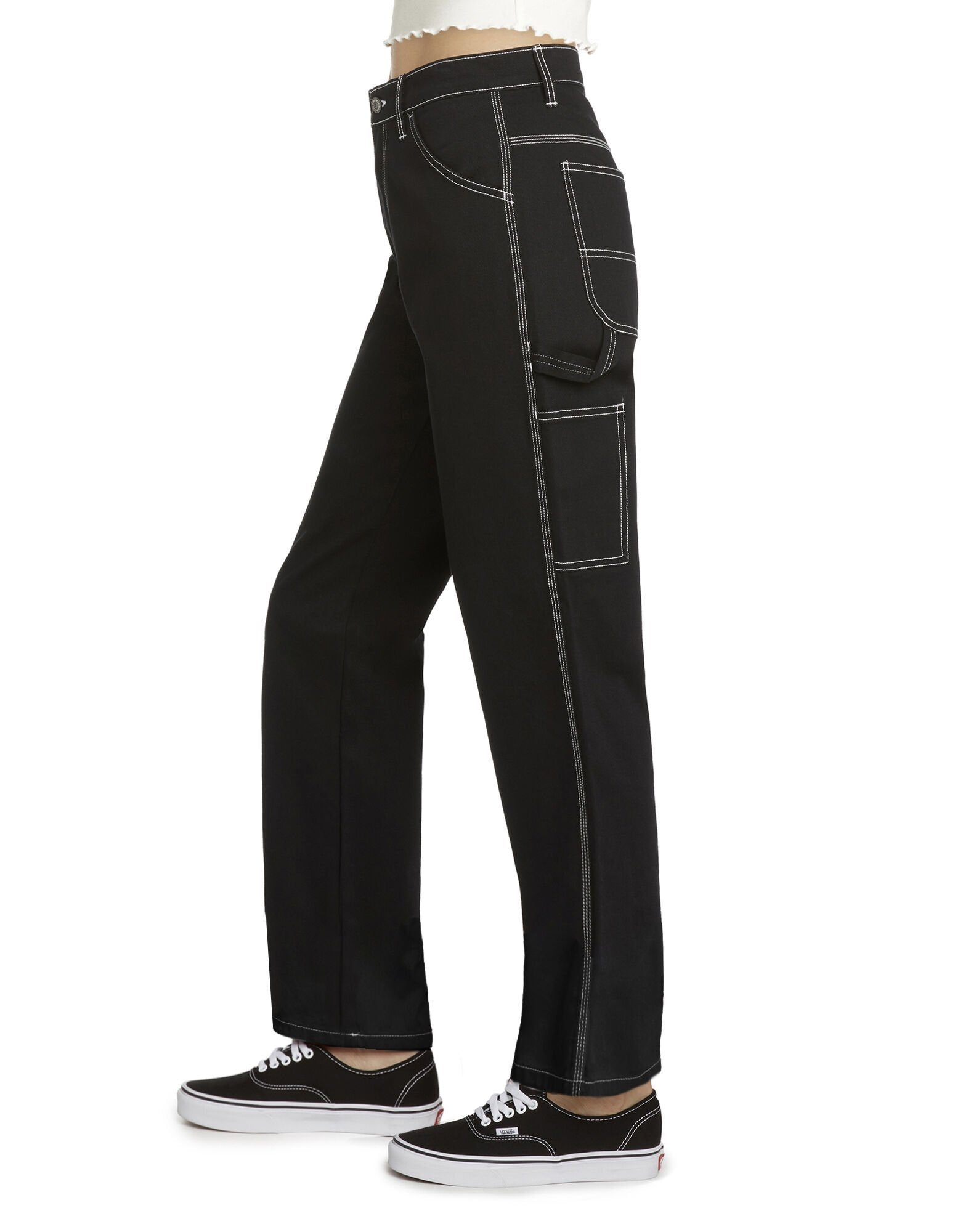 Dickies Girl Relaxed Fit Carpenter Pants