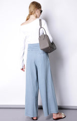 Caara Seattle Wide Leg Denim Pant