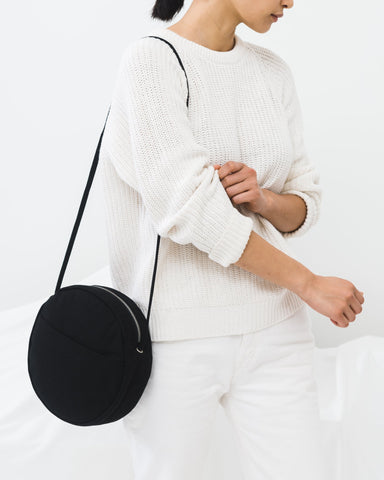 Baggu Medium Canvas Circle Purse