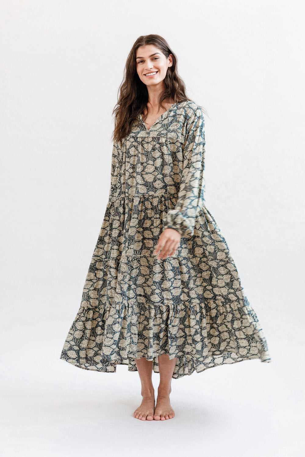 Maelu Poppy Willow Dress