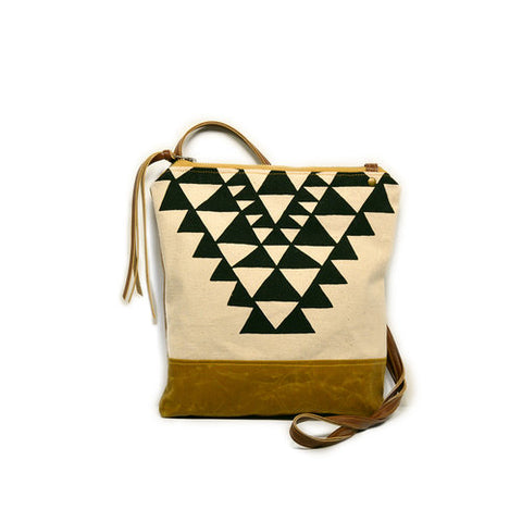 Rachel Elise Bowpoint Bag