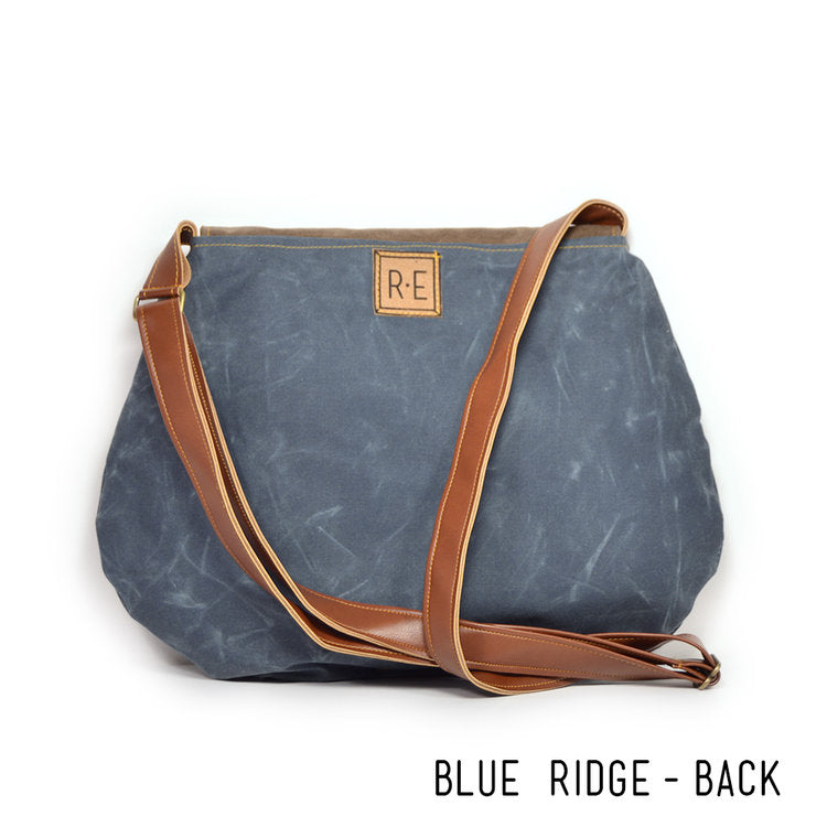 Rachel Elise Blue Ridge Satchel