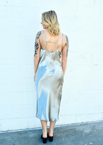 JOA Sadie Slip Dress