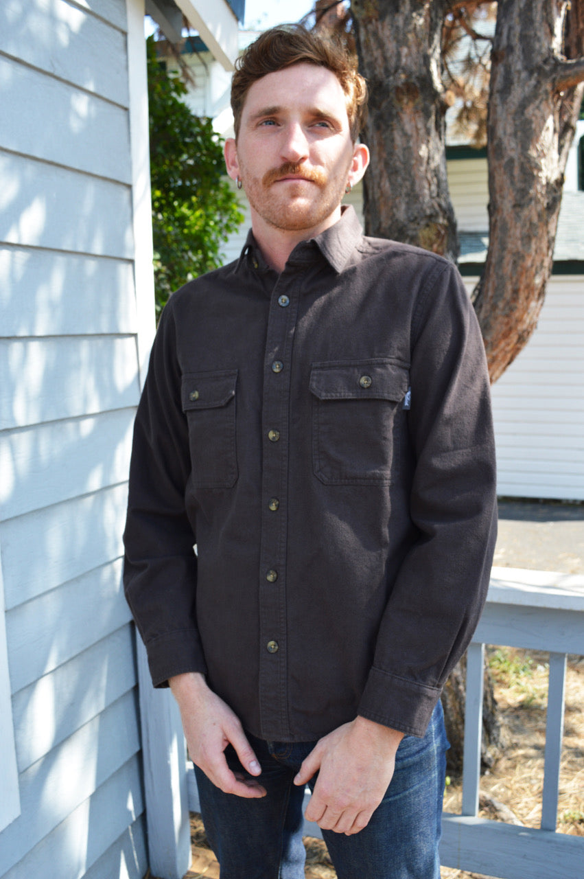 Woolrich Expedition Chamois Shirt