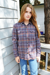 Woolrich Twisted Rich Organic Cotton Flannel