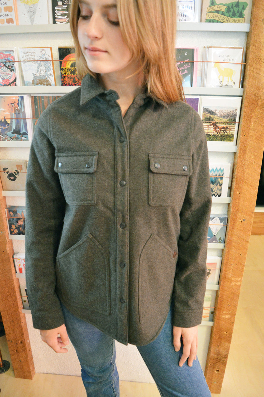 Woolrich West Ridge Shirt Jac