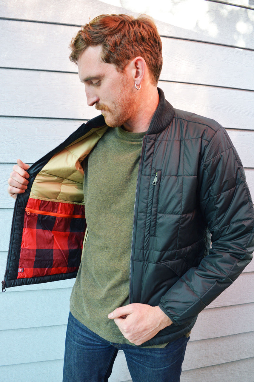 Woolrich Exploration Heritage Jacket