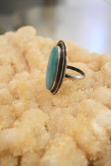 Miranda Paul Turquoise Radiant Ring