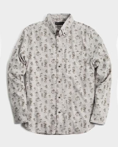 United By Blue SoftHemp™ Chambray Button Down