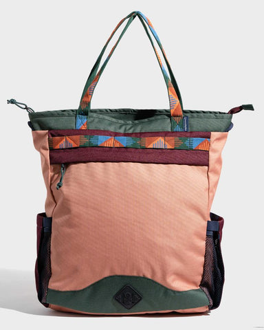 United By Blue 25L Salmon Convertible Carryall