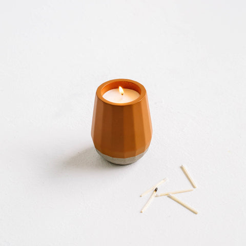 Vanilla + Oak Candle