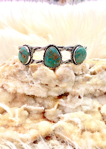 Outback Turquoise Bracelet