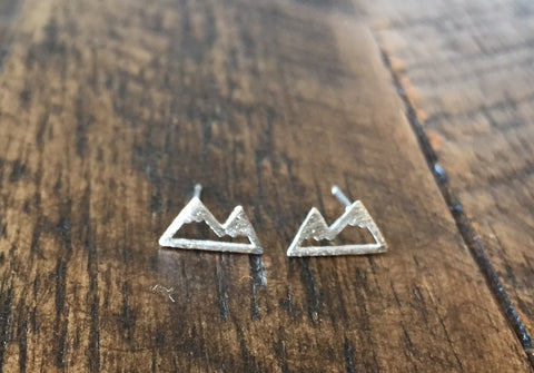 Mountainscape Earrings