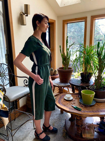 Caara Downstairs Jumpsuit