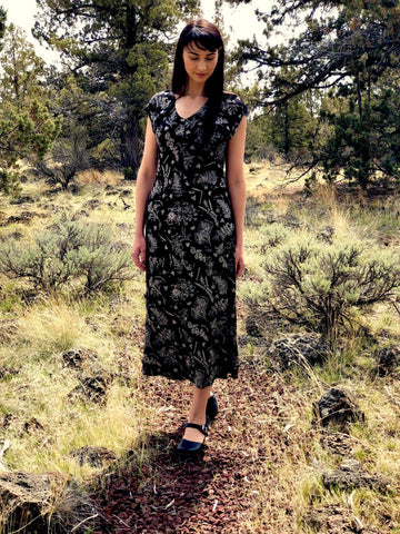 Field Day Nervine Maxi Dress