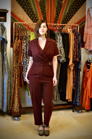 The Good Jane Mon Cheri Jumpsuit