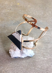 Gold Mountain Cuff