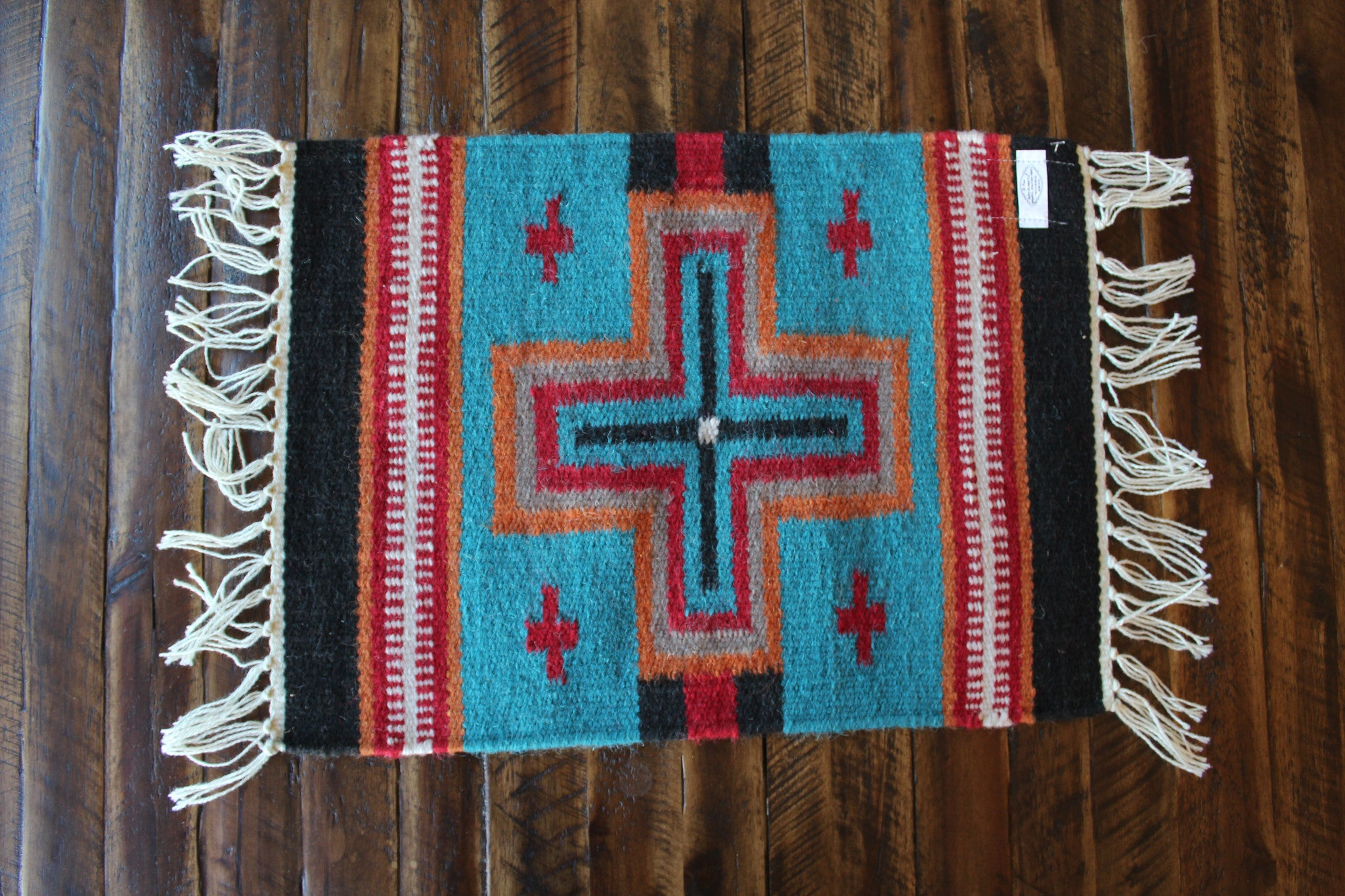 Southwest Wool Mat