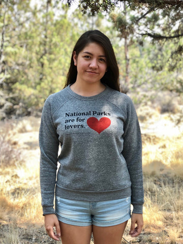Parks Project Protect National Parks for Lovers Sweatshirt