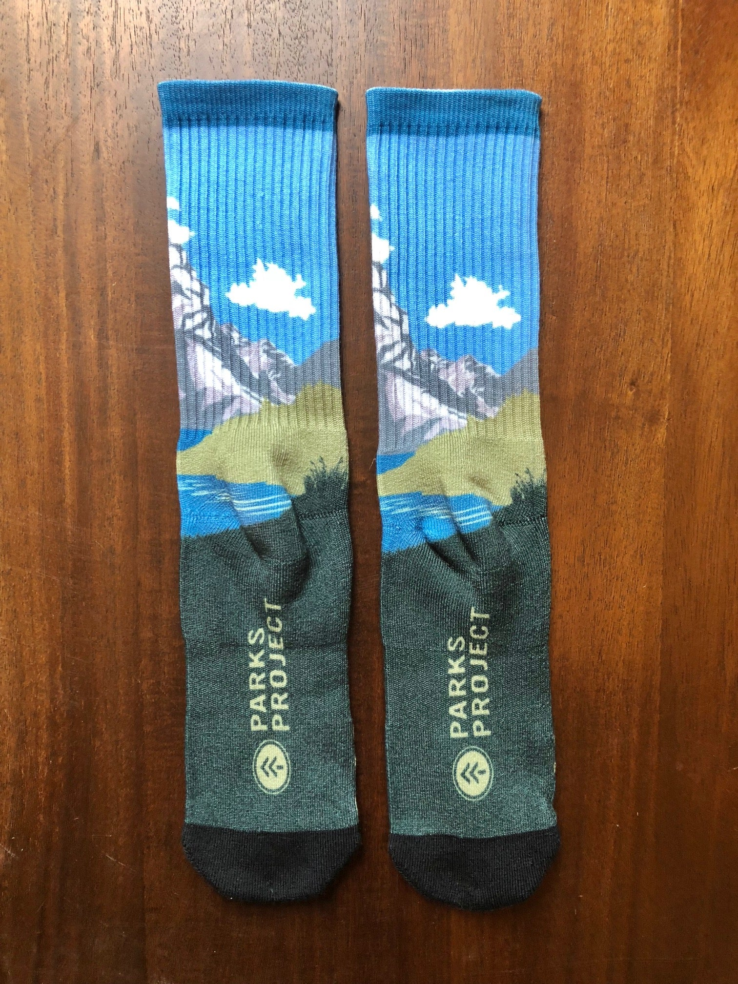 Parks Project Grand Teton Socks