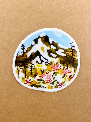 Mt. Hood Sticker